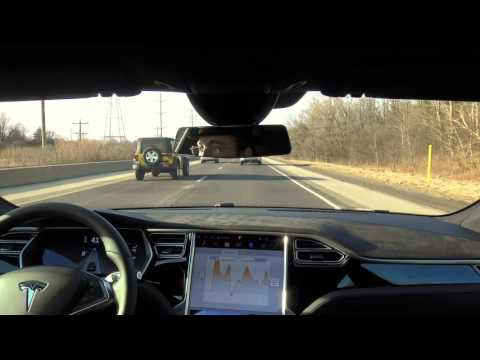 Tesla Motors Model S: 90D First Impressions, Autopilot And Drive  VS my old 2013 Classic Model S  4K