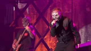 Slipknot LIVE Before I Forget - Tokyo, Japan 2016-11-06