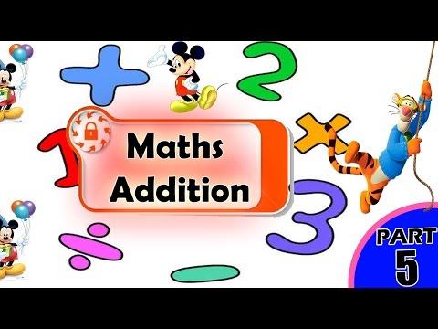 Junior Kids Maths   Math Games For Kids   Basic Addition For Kids   Maths For Kids