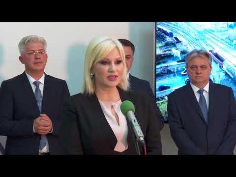 """Потписивањњ уговора између  """"Србија карго"""" и  """"Сименс АГ Аустрија"""" 24.05.18."""
