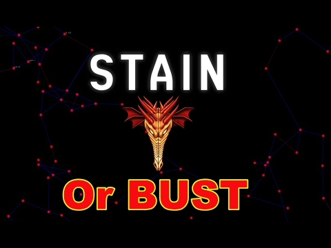 Stain or BUST - EVE Online Live Presented in 4k