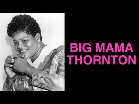 Big Mama Thornton - Big Mama Thornton and her Favorite Hits