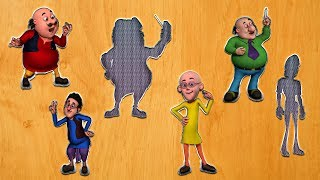 vuclip Wrong Slots Funny Motu Patlu Ghasitaram Dr. Jhatka Chingam John The Don Nursery Song for Kids