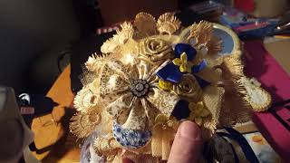 Some more handmade items for sale, Beauty and the Beast theme