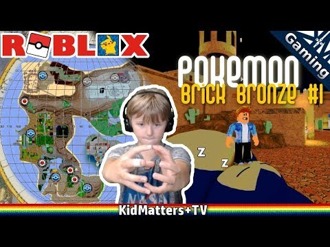Roblox | Pokemon Brick Bronze | Episode 1