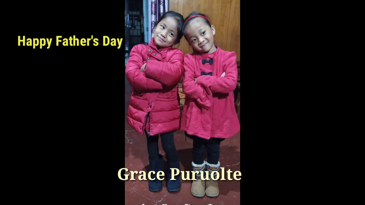 Grace Puruolte || Father's Day message