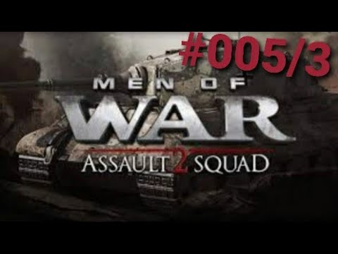Let´s Play #005/3 Men of War Assault Squad 2 Ostfront |