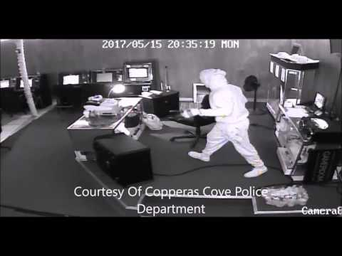 Copperas Cove Police Release Video Of Robbery Suspects