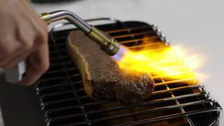 Sansaire Searing Kit: Getting Started With the World's Most Powerful Culinary Blowtorch