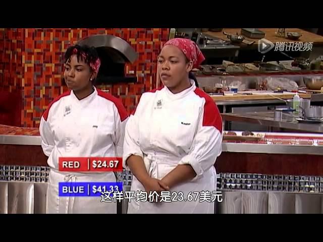 【地狱厨房】第十二季 第十五集 S12 E15