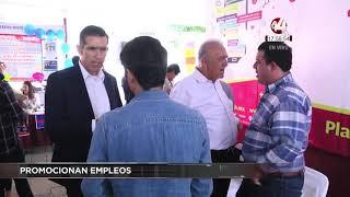 Corte 44 | Promocionan empleos en Guadalajara