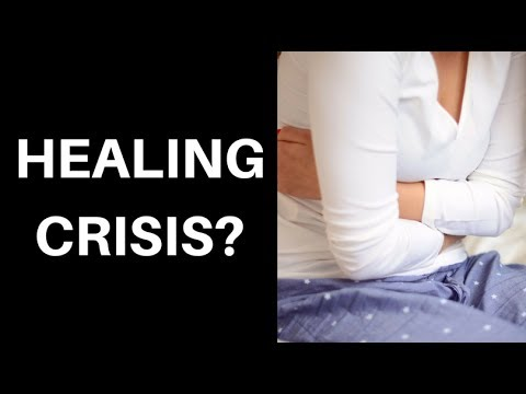 HEALING CRISIS, why is it happening?*