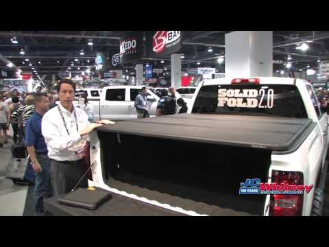 Hard Cover Security and Protection for your Truck Bed: Extang Solid Fold 2