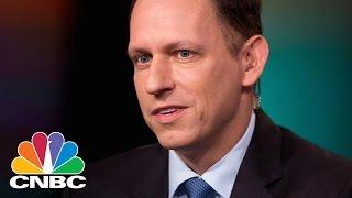 Mark Zuckerberg To Decide Peter Theil's Facebook Board Status   Tech Bet   CNBC