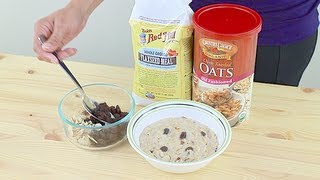 Healthy Breakfast Ideas Under 300 Calories - Three Recipes