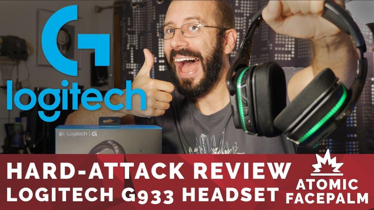 Review - Logitech G933 Artemis Spectrum Headsets (Wireless)