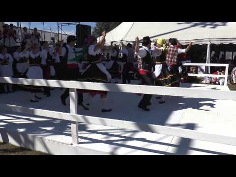 Holy Ghost festival - Fall River, MA - 2013 - Folk dances part 1