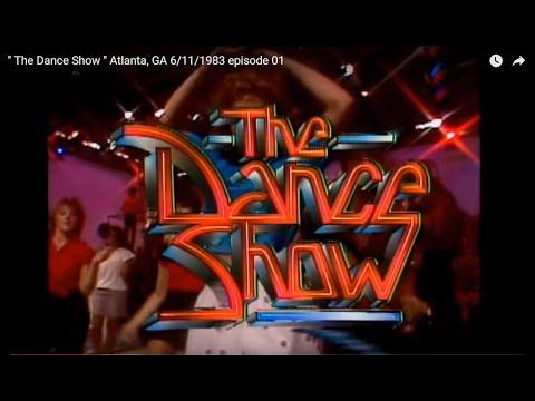 """"""" The Dance Show """" Atlanta, GA 6/11/1983 episode 01"""