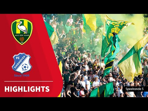 Den Haag Eindhoven Goals And Highlights