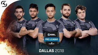 DALLAS - SK at ESL Pro League Season 7 Finals Highlights