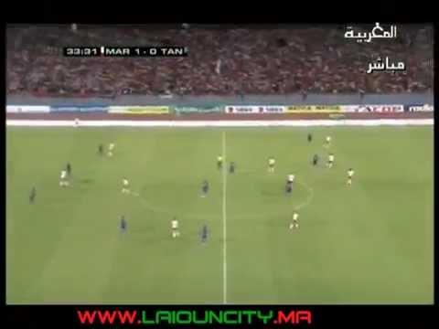 Morocco Vs Tanzania (3-1) (Full Screen)