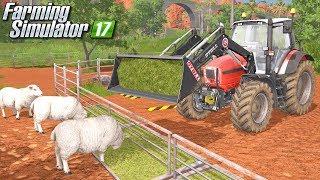 Zakup owiec - Farming Simulator 17 [PLATINUM] | #18