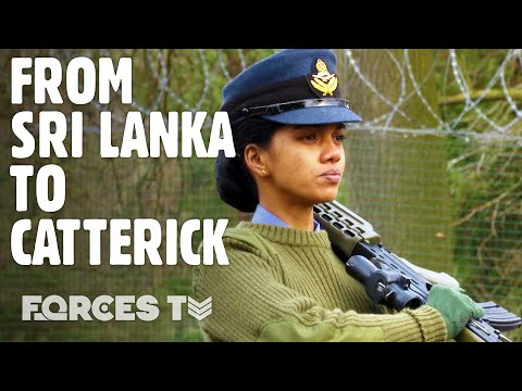 Meet The First Female Sri Lankan Soldiers To Graduate From The Army School Of Ceremonial | Forces TV