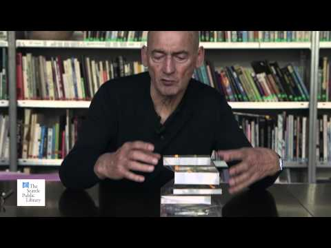 Rem Koolhaas: Designing the Central Library Structure