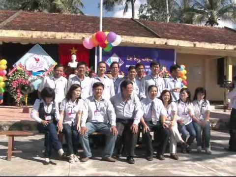 Phan Boi Chau Cam Ranh (P6-8) Kỉ niệm 20 năm ra trường niên khóa 1988-1991.