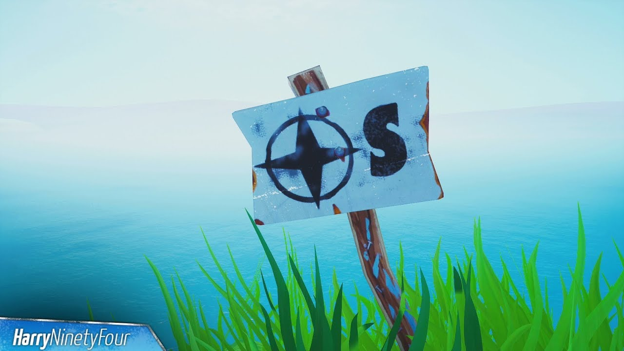 Furthest North South East West Point Locations Guide Fortnite