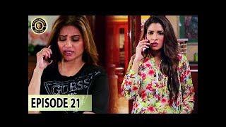 Badnaam Episode 21 - 7th Jan 2018 - Sanam Chudary & Ali Kazmi - Top Pakistani Drama