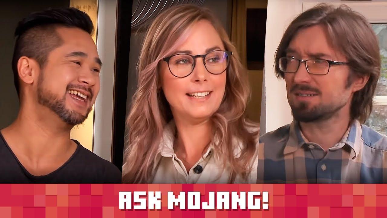 Ask Mojang #12: Fish Slaps!