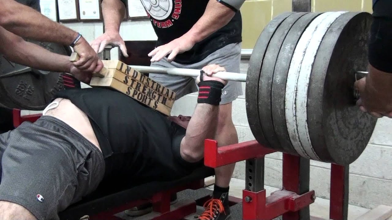 Powerlifting training sessions monster garage gym youtube