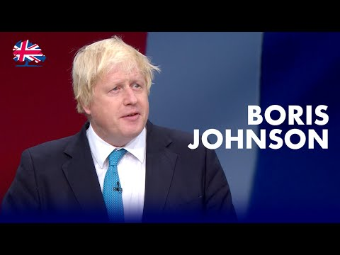 Boris Johnson: Speech to Conservative Party Conference 2015