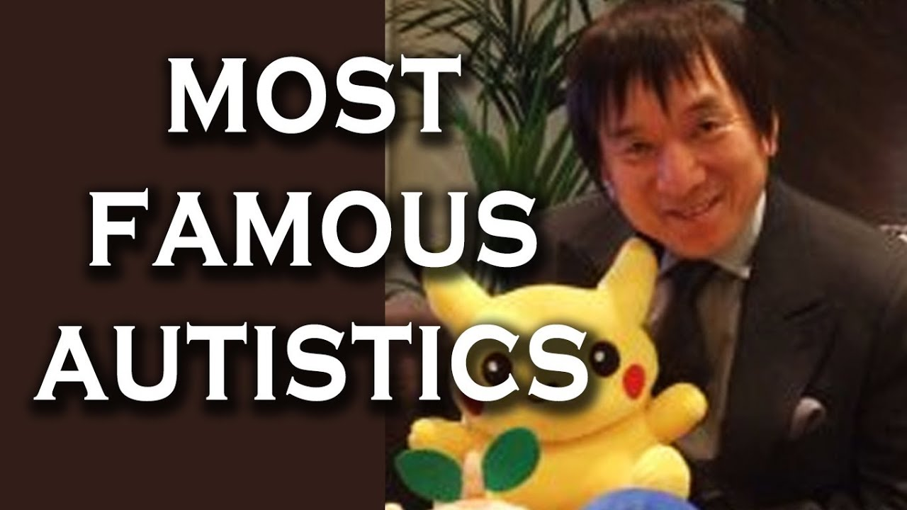 Top 10 Famous People with Autism - YouTube