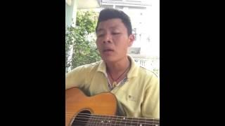 Lá thư cuối cùng Quang Lực ( Giọng bolero cực chất , giành cho người mới chơi guitar)