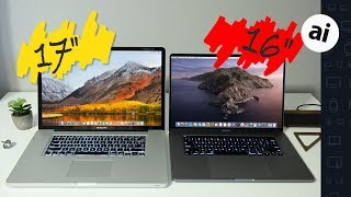 Comparing the 16-Inch & 17-Inch MacBook Pros! 😲 🤯