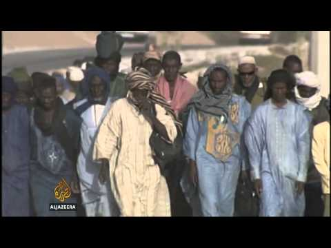 Mauritanian refugees refuse to leave Senegal