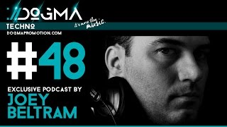 Joey Beltram – Techno Live Set // Dogma Techno Podcast [September 2015]