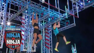 LaBreckfast Club Vs. Team Ronin Relay Race (S1 E13) | American Ninja Warrior: Ninja Vs. Ninja