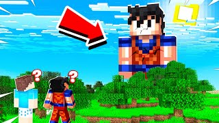 ENCONTREI A ESTÁTUA GIGANTE DO HEYDAVI NO MINECRAFT! (SECRETO)