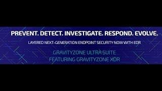 Bitdefender GravityZone Ultra Product Demo