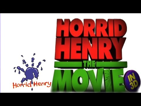 Horrid Henry | The Movie TOP SECRET!!