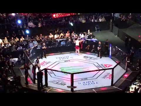 Andrei Arlovski Entrance UFC Fight Night 93