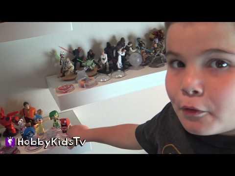 Skylanders Disney Infinity Lego Dimensions! Collector Review w/HobbyPig HobbyKidsTV