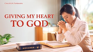 "2020 Christian Testimony Video | ""Giving My Heart to God"" 