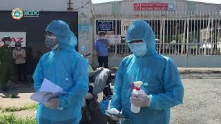 [NÓNG] Huyện Hóc Môn: Phát hiện ca nhiễm COVID-19 làm việc tại kho hàng thuộc KCN Vĩnh Lộc