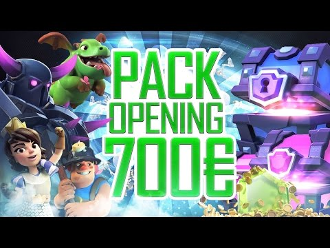 "EPIC Pack Opening : 700€ de SUPER MAGICAL CHEST "" RECORD DU MONDE de Légendaire "" 
