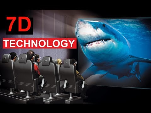 Technology 7D Hologram | This is the Future!!