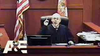 Court Cam: Top 5 Outrageous Judges | A&E